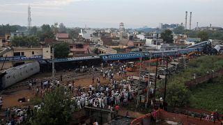 Strage ferroviaria in India