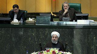 """روحاني: أولويتنا هي حماية الاتفاق النووي من """"العدو"""" الامريكي"""