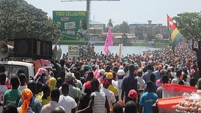 Two killed in Togo protests against ruling dynasty