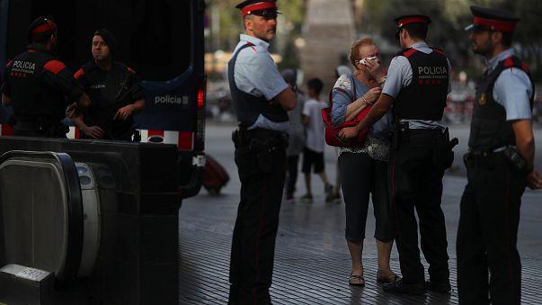 Suspeito do atentado de Barcelona pode estar em França