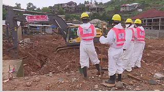 Sierra Leone: plus de 600 personnes toujours portées disparues