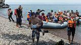 Συνεχίζονται οι αφίξεις μεταναστών και προσφύγων