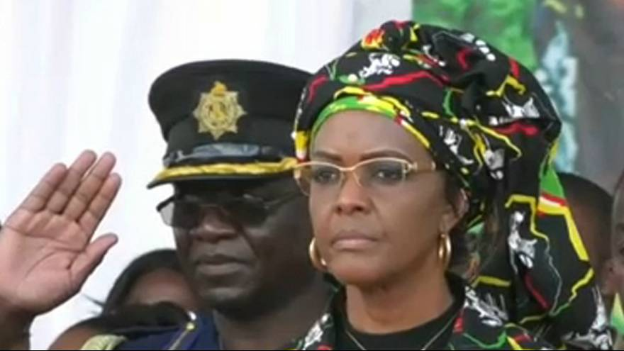 Grace Mugabe avoids assault charges in South Africa