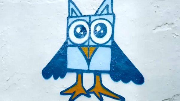 Germania: l'arte dei graffiti come mezzo per cancellare l'orrore del nazismo