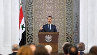 بشار اسد: جنگ ادامه دارد اما نشانه های پیروزی به چشم می خورد