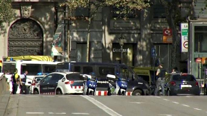 پلیس اسپانیا ۱۲۰ کپسول گاز را در خانه تروریستها کشف کرد