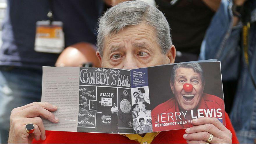 جری لوییس درگذشت