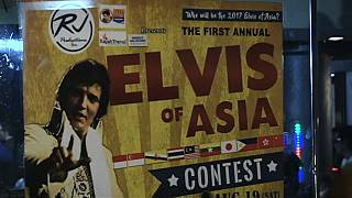 Elvis lebt – in Manila