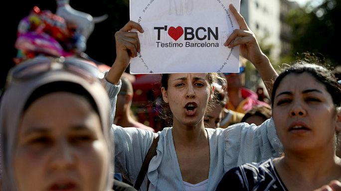 Barcellona: diffuse immagini dei veicoli usati dagli attentatori