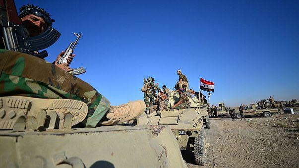 """Ofensiva contra el """"Califato"""" en Irak y el Líbano"""