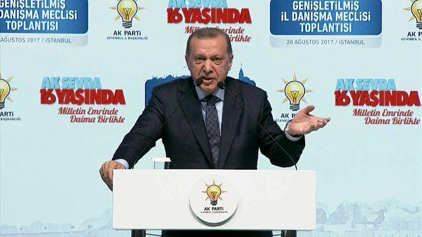 Ankara/Berlin : nouvelle escalade verbale