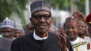 """Nigeria : le président Buhari """"heureux"""" d'être de retour"""