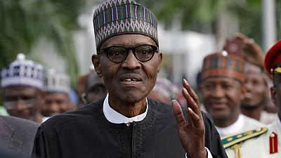 Buhari Resumes, Writes National Assembly