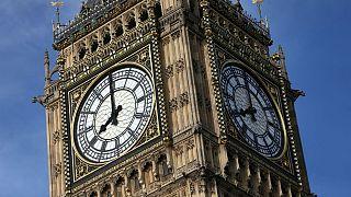 Ultimi rintocchi per il Big Ben di Londra