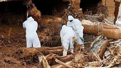 Sierra Leone mudslide: 500 bodies unearthed, over 600 still missing