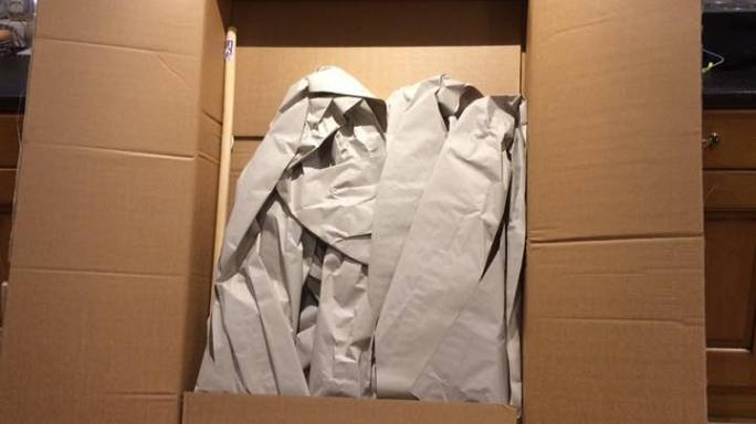 Is this the worst packaging ever?