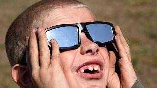 Le business de l'éclipse solaire aux Etats-Unis