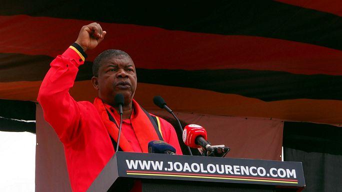 Eleições Angola2017, João Lourenço (MPLA): Combater a corrupção e investir