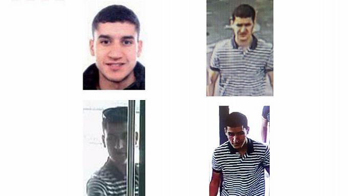 Hunt for Barcelona attack van driver extended outside Spain