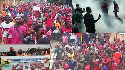 Togo's weekend of anti-Gnassingbe dynasty protests: the genesis