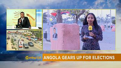Angolan opposition demand free and fair elections [The Morning Call]