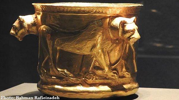یکصد هزار نفر از نمایشگاه تمدن باستانی ایران در آلمان دیدن کردند