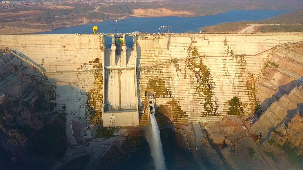 A vízenergia útján Angola