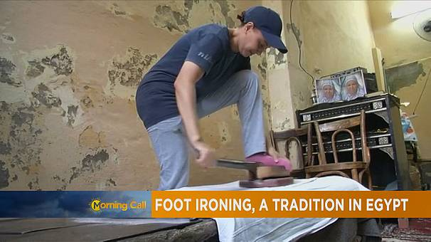 Egypts' age long feet-ironing tradition [The Morning Call]
