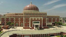 En Angola, les élections doivent porter un nouveau président au pouvoir