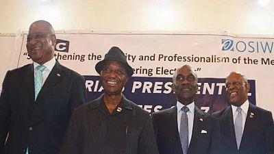 Liberia: un candidat à la présidentielle promet un tribunal pour les crimes de guerre