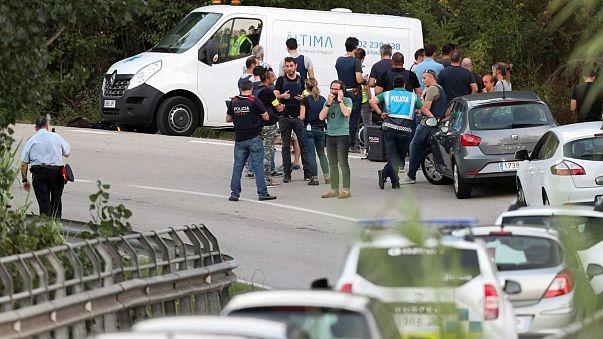 Spanische Polizei erschießt Hauptverdächtigen von Barcelona