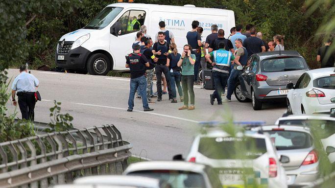 Spanish terror attacks: police 'shoot dead' chief suspect Younes Abouyaaqoub
