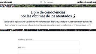 Deja tu mensaje online en solidaridad con las víctimas del atentado