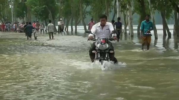 Asia del Sud: oltre 750 morti durante la stagione dei monsoni