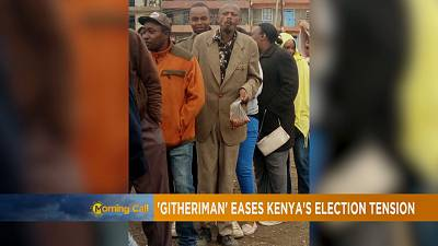 "Kenya's ""githeriman"" relieves election tension [Culture]"