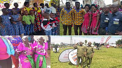 Ugandans doubled the fun at the annual Kampala Twins Festival [Photos]