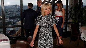 L'Elysée définit le rôle de Brigitte Macron