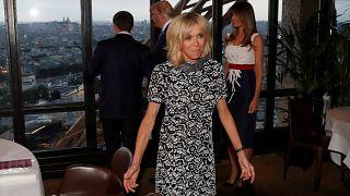 Streit um Brigitte Macron: Alles transparent oder nix Neues?
