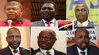 Angola picks dos Santos' successor: Here are the six contenders