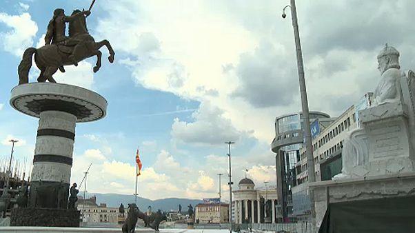 Διπλωματική ένταση Σερβίας- FYROM
