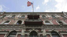 آمریکا خدمات صدور روادید را در روسیه متوقف کرد