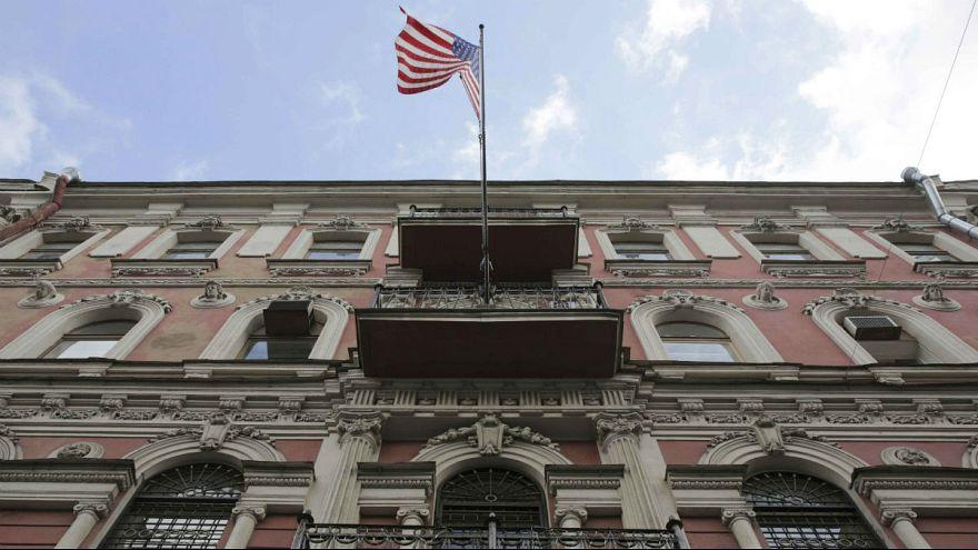 Estados Unidos suspende la concesión de visados en Rusia