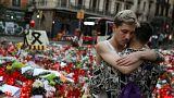 Barcelona: Trauer und Gedenken