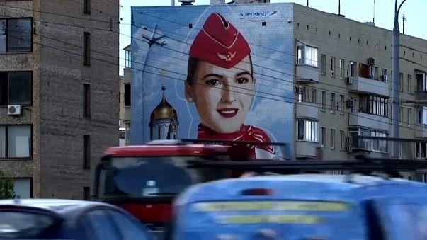 La lista ''vecchi, grassi e brutti'' della compagnia aerea russa Aeroflot