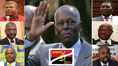 Campaigning ends as Angola votes to replace dos Santos after 38 years