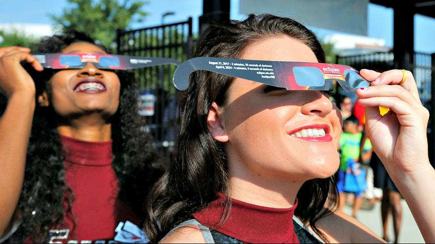 Eclipse solar en Estados Unidos: todo un espectáculo natural