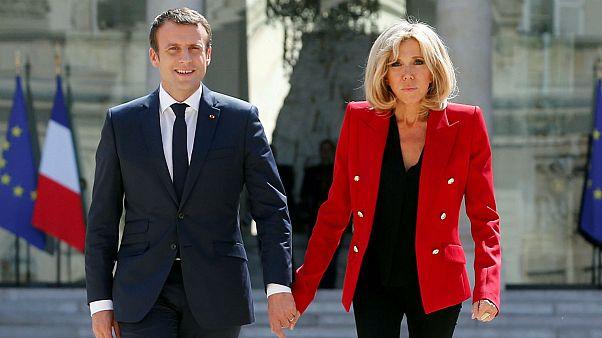 جایگاه همسر رئیس جمهوری فرانسه چیست؟