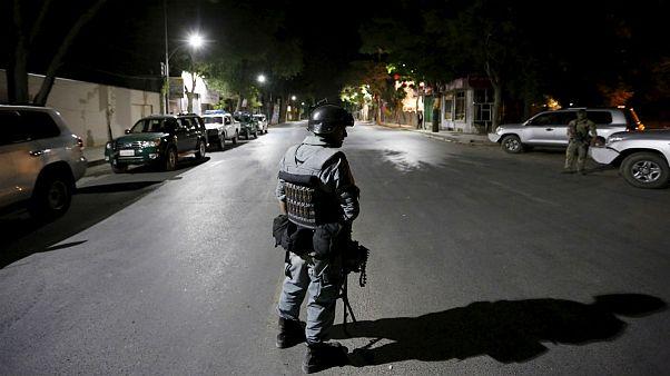 حمله راکتی به منطقه دیپلماتیک کابل