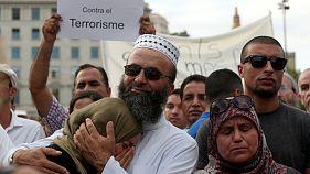 Rassemblement de la communauté musulmane à Barcelone