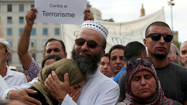 Más de un centenar de organizaciones musulmanas condenan el terrorismo en Barcelona